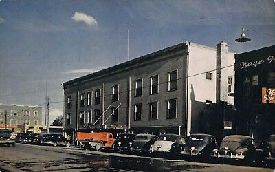 AK - 1940's Nordale Hotel in Fairbanks, Alaska