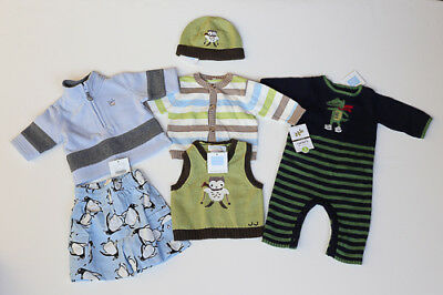 JANIE & JACK GYMBOREE Boys HUGE Lot Size 0-3-6 Months