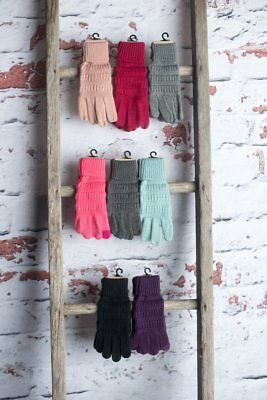 Unisex Kids CC Gloves in Lots of Colors