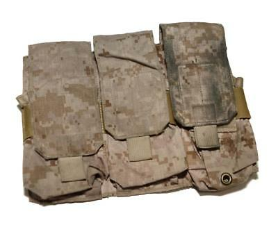 Eagle Industries AOR1 DIG2 Mike4 Triple Mag Pouch - 1/07 - DEVGRU SEAL NSW SOF