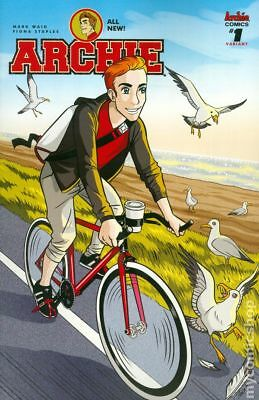Archie (2nd Series) 1D 2015 Rio Variant NM Stock Image