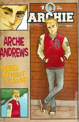 Archie (2nd Series) 1E 2015 Eisma Variant NM Stock Image