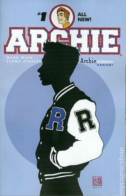 Archie (2nd Series) 1L 2015 Mack Variant NM Stock Image