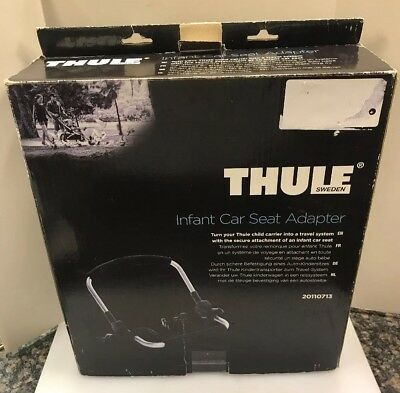 Thule Infant Car Seat Adapter For Child Carrier Glide Urban Glide 1 & 2 20110713