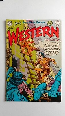 Western Comics #45 Vg/f 5.0 (Dc 1948 Series) Original Owner Collection