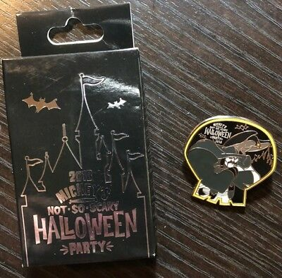 MNSSHP Mickey's Not So Scary Halloween Party 2018 Shan Yu Pin NEW