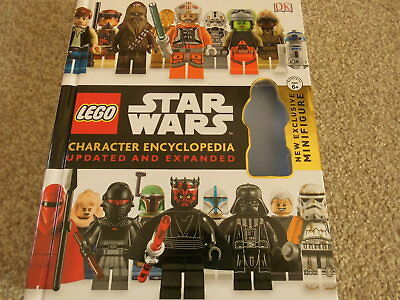 LEGO Star Wars Character Encyclopedia Updated and Expand Hardback RETURN JEDI