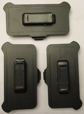 3x Clip Belt Holster for iPhone XR Otterbox Defender Case Series BRAND NEW! USA!