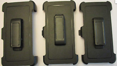 3x Belt Holster Clip For Samsung Galaxy Note 9 Otterbox Defender Series Case NEW