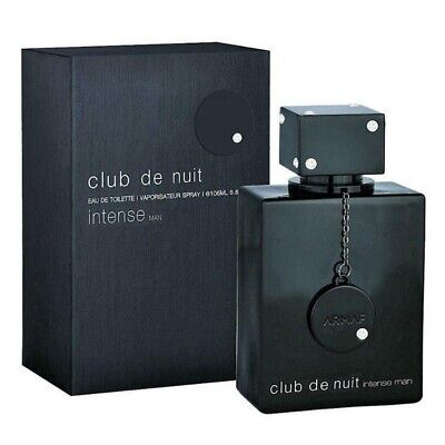 Armaf Club De Nuit Intense Man 105ml EDT (M) SP Mens 100% Genuine (New)