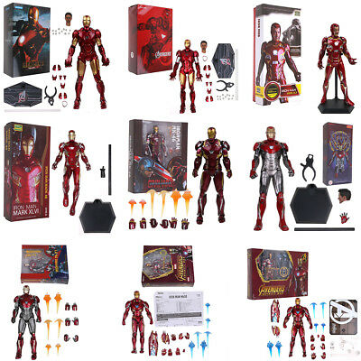 S.H. Figuarts Marvel Avengers Infinity War IRON MAN MK Series Action Figure Toy