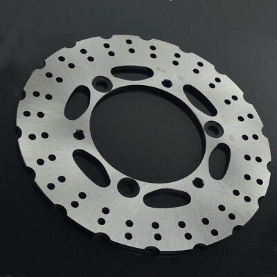 New 220mm Rear Brake Disc Rotor For Kawasaki Ninja250 300 EX300 Z250 SL Z300 ABS