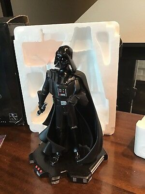 2006 Star Wars Animated Maquette Darth Vader Limiited Edition  Statue