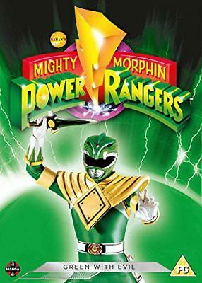 Power Rangers: Green With Evil [DVD], DVD, New, FREE & Fast Delivery