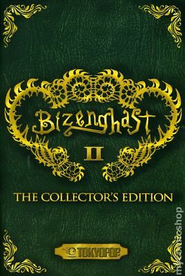 Bizenghast: The Collector's Edition 3-in-1 (Tokyopop) 2-1ST 2017 NM Stock Image