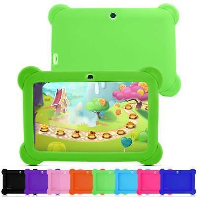 "Cute Universal 7"" Inch Soft Silicone Cover Case For Android Kids Child Tablet PC"