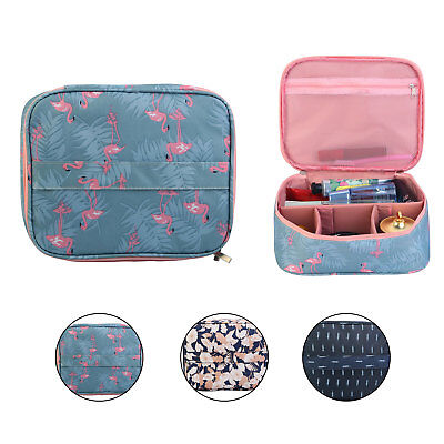 6e528ee63909 WOMEN TRAVEL COSMETIC Bag Makeup Case Pouch Toiletry Wash Organizer ...
