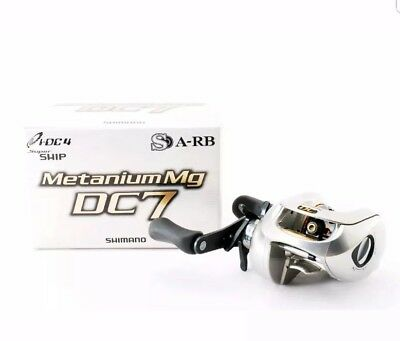 Sporting Goods Shimano Metanium Mg Dc-7 Rh Baitcasting Reel Fishing