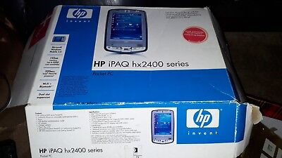 HP IPAQ HX2400 series