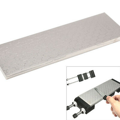 400/1000# Double Sided Diamond Whetstone Sharpening Stone Sharpener OR Holder A