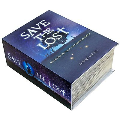 SAVE THE LOST - an Active Bible Game for Christian Youth Groups Church Activity