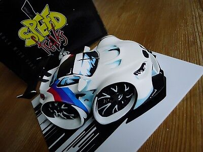 Speed Freaks SIGNED by Terry Ross, Time Machine.