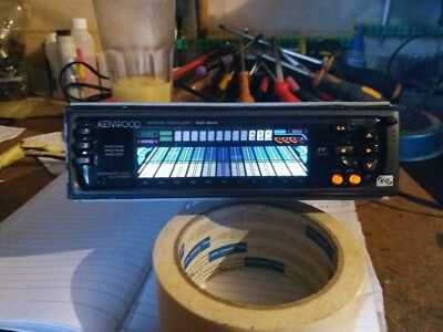 Kenwood graphic equalizer KGC-9044