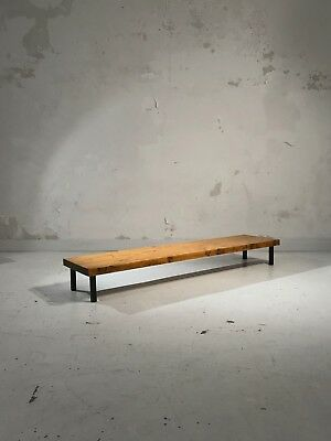 1950 Charlotte Perriand Les Arcs Table Moderniste Bauhaus Reconstruction