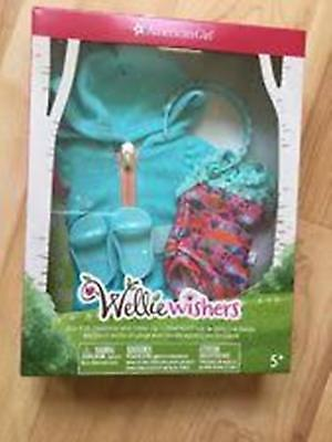 a5125e996f American Girl Wellie Wishers Fun Fish Swimsuit and Cover Up - Great Gift!