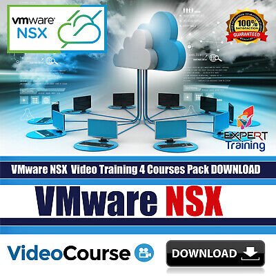 VMware NSX ( 4 Course 19 Hours ) Video Course Pack DOWNLOAD