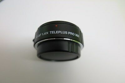 Kenko 1.4X TELEPLUS PRO 300 DGX for CANON - EOS EF + box, instructions & bag.