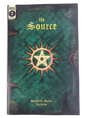 The Source #2 - Scout Comics