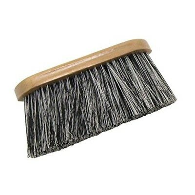 Cottage Craft Mix-bristle Dandy Brush - Brown, Small - Grooming Bristle Horse