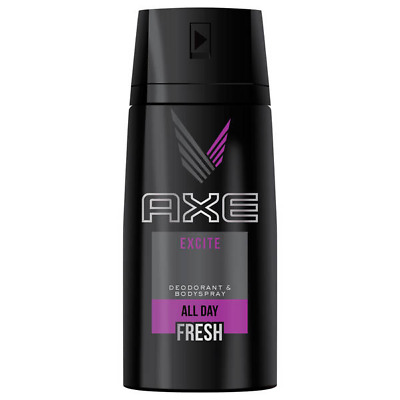 Axe Deospray Excite NEW 150ml