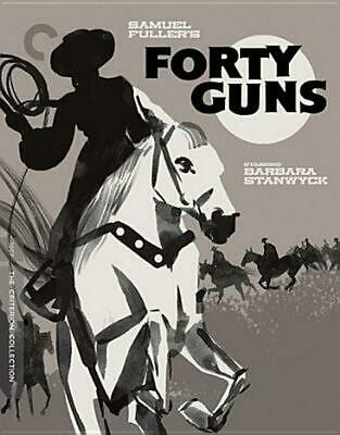 Forty Guns - Blu-Ray Region 1 Free Shipping!