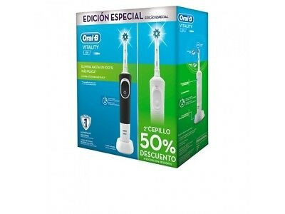 Oral-B Lote 2 Cepillos Eléctricos Vitality Cross Action