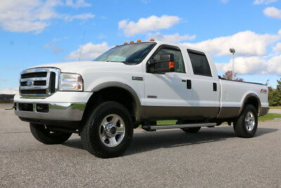 2006 Ford F-250 F250 EXCEPTIONAL 2006 Ford Super Duty F-250 Crew Cab Lariat 4WD ARP Bullet-Proofed!!