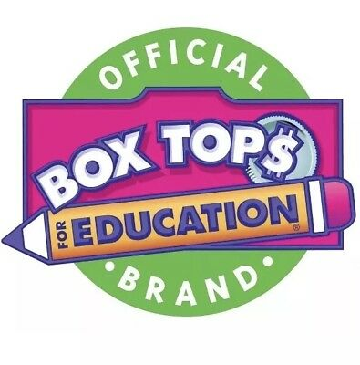 50 BOX TOPS FOR EDUCATION - BTFE - NONE EXPIRED Trimmed
