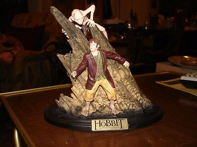 """The Hobbit An Unexpected Journey""""Riddles In The Dark"""" Statue Figure Figurine"""
