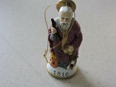 "Memories Of Santa Collection 5"" Ornament 1810 Festival Nicholas In Box 1999"