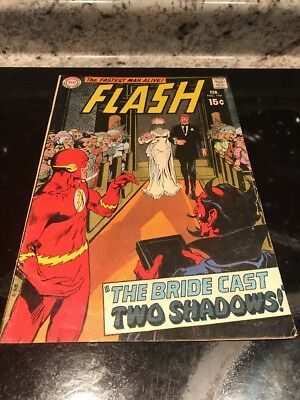 The Flash #194 DC Comics 1970 Andru/Esposito/Neal Adams Cover Nice!!!!
