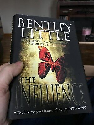 The Influence By Bentley Little 639 Picclick