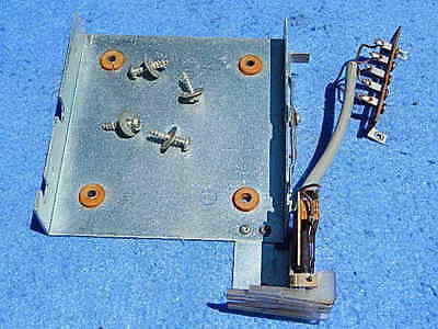 Rock-ola 1468 1475 1478 1485 1488 1495 1496 1497 404 408 Coin Switch Assembly
