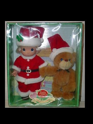 Precious Moments Special Series Wishing You A Bear-Ie Christmas New 2000