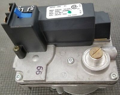 WHITE RODGERS GAS VALVE 36F52-204  FREE SHIPPING 025-35316-000