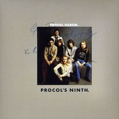 Procol Harum - Procol's Ninth [New CD] Expanded Version, Rmst, UK - Import