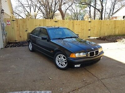 1997 BMW 3-Series Sport Package 1997 BMW 328i