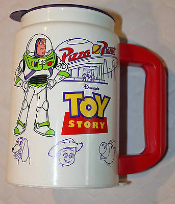Toy Story Rare PIZZA PLANET Collector Mug