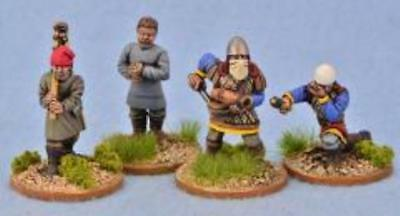 Gripping Beast Byzantine Rus & Slavs Mini Greek Fire Syphon Pack MINT