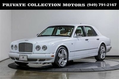 2005 Bentley Arnage  2005 Bentley Arnage R 2 Owner Clean Carfax 20k Original Miles
